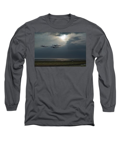 Dambusters Training Over The Wash Long Sleeve T-Shirt