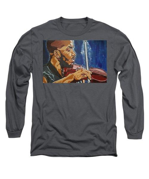 Damien Escobar Long Sleeve T-Shirt