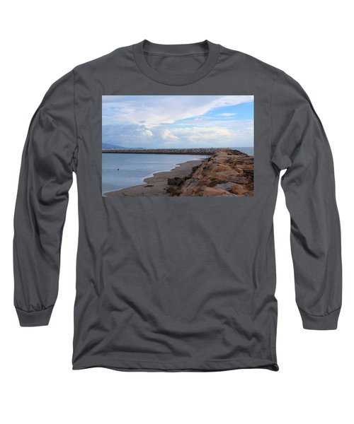 Long Sleeve T-Shirt featuring the photograph Dana Point  by Viktor Savchenko