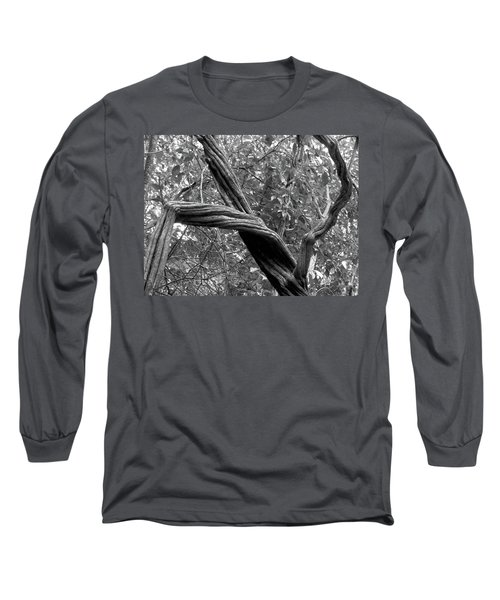 Dance Nature, Dance Long Sleeve T-Shirt by Beto Machado
