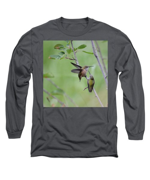 Dance Of The Calliopes Long Sleeve T-Shirt