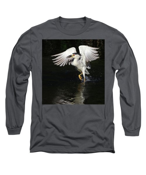 Dance On Water. Long Sleeve T-Shirt