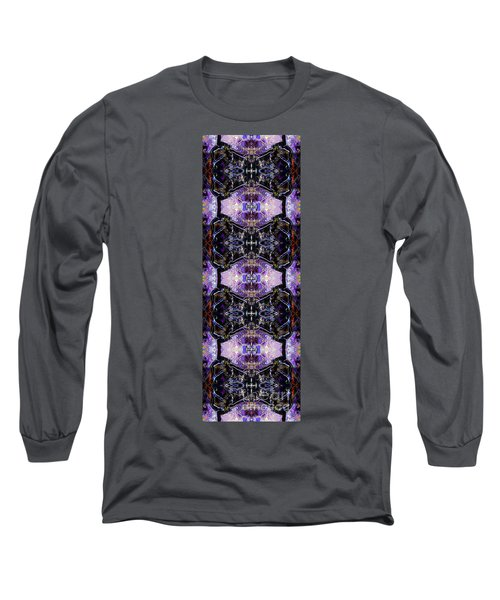 Dancer Pose Natarajasana Long Sleeve T-Shirt