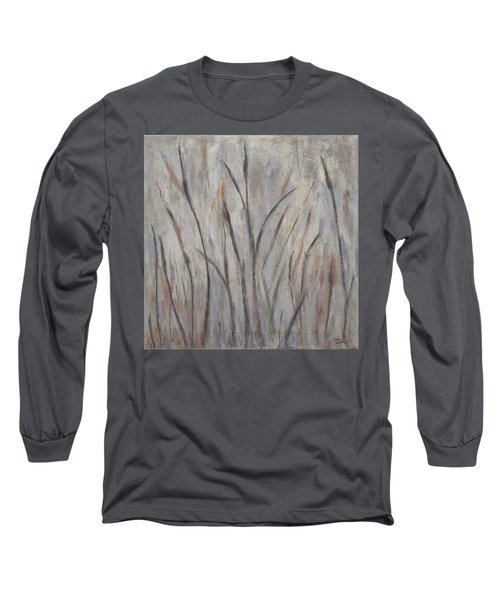 Dancing Cattails 2 Long Sleeve T-Shirt