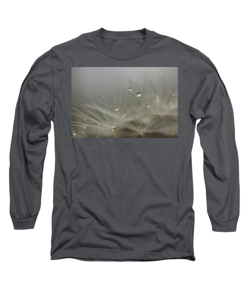 Long Sleeve T-Shirt featuring the photograph Dandy Dew Two by Brian Hale
