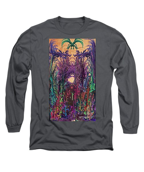 Dangerous Path Long Sleeve T-Shirt