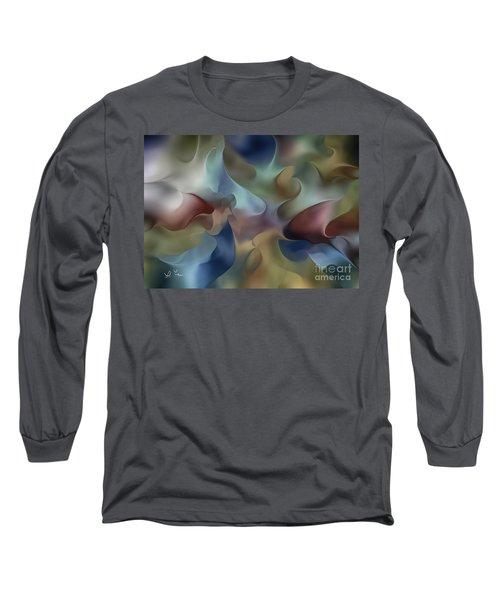 Dangling Conversation Long Sleeve T-Shirt