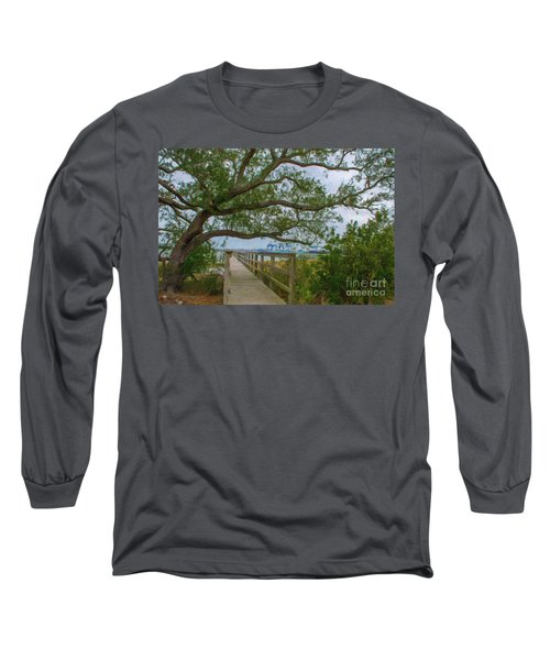 Daniel Island Time Long Sleeve T-Shirt
