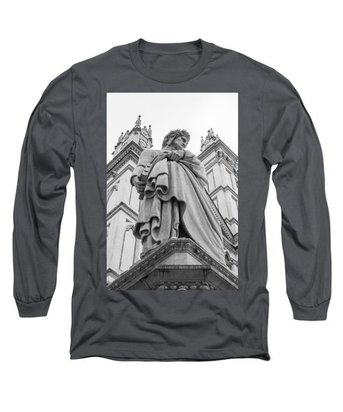 Dante Alighieri Long Sleeve T-Shirt