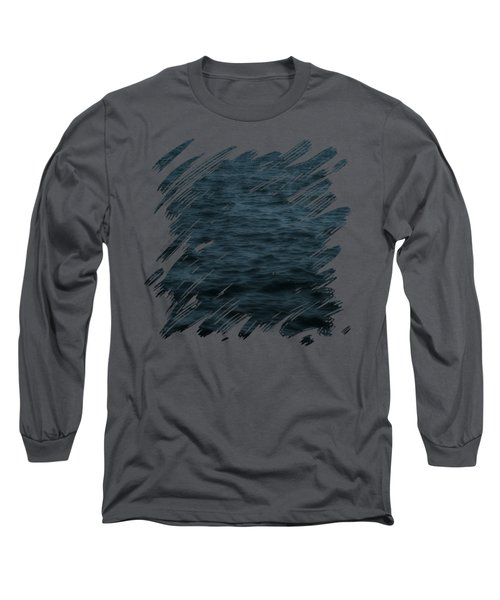 Dark And Stormy Thoughts Long Sleeve T-Shirt