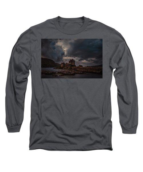 Dark Clouds #h2 Long Sleeve T-Shirt