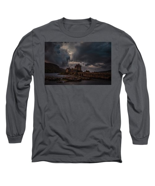 Dark Clouds #h2 Long Sleeve T-Shirt