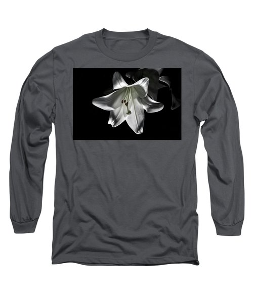 Dark Lilly Long Sleeve T-Shirt