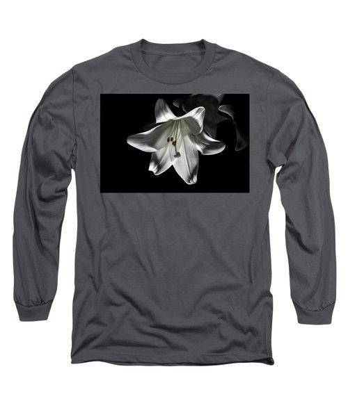 Dark Lilly Long Sleeve T-Shirt