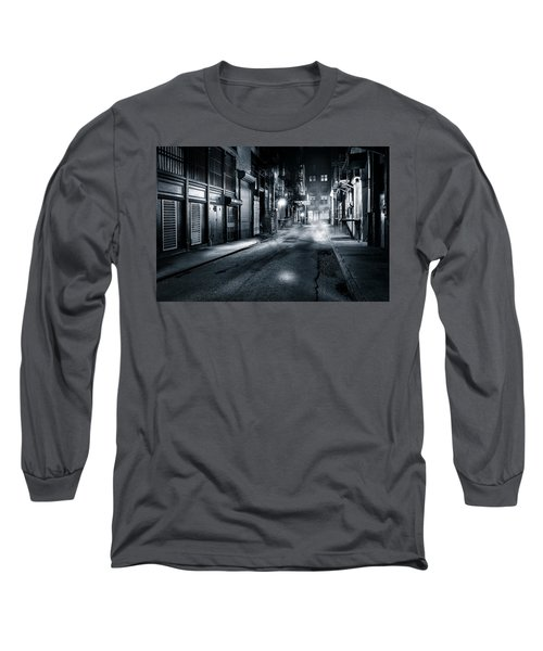 Dark Nyc Long Sleeve T-Shirt