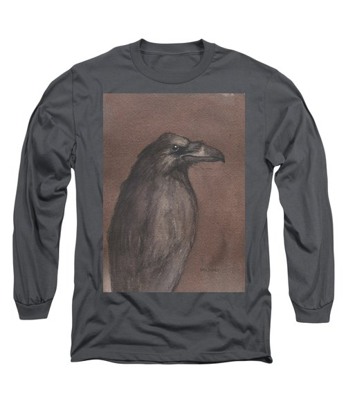 Dark Raven Long Sleeve T-Shirt