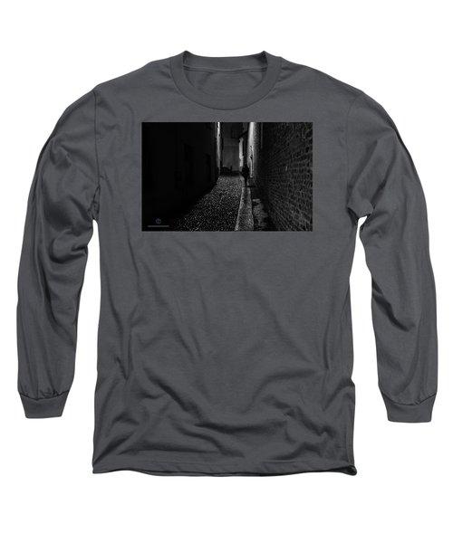 Dark Souls Long Sleeve T-Shirt by Cesare Bargiggia