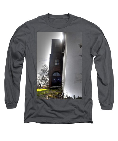 Darkened Door Long Sleeve T-Shirt