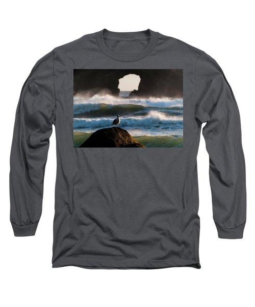 Darkening Deep Long Sleeve T-Shirt