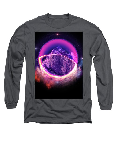 Darkside Of The Moon Long Sleeve T-Shirt