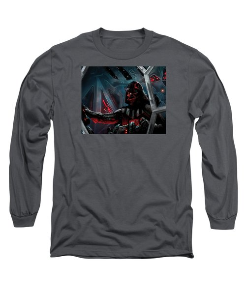 Darth Vader, Imperial Ace Long Sleeve T-Shirt