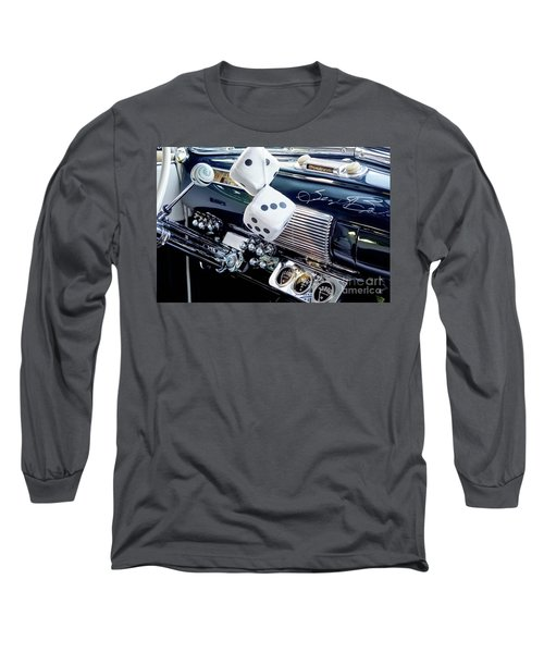Dashboard Long Sleeve T-Shirt