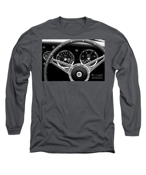 Long Sleeve T-Shirt featuring the photograph Dashboard by Stephen Mitchell