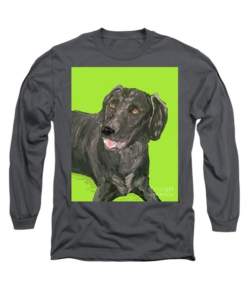 Date With Paint Sept 18 7 Long Sleeve T-Shirt