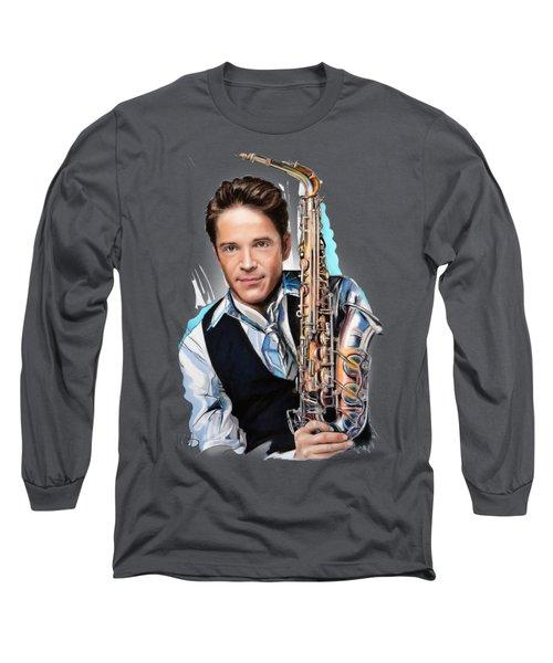 Dave Koz Long Sleeve T-Shirt