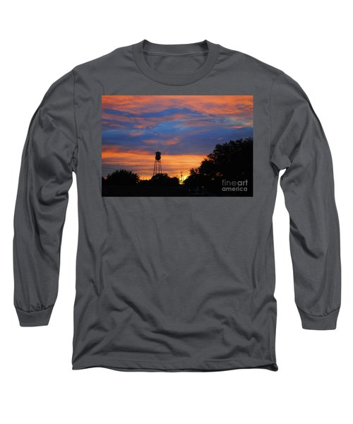 Davenport Tower Long Sleeve T-Shirt