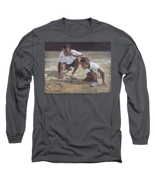 David And Goliath Long Sleeve T-Shirt