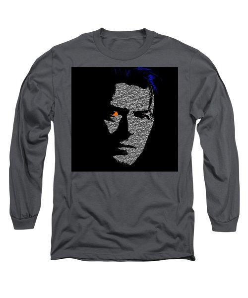 David Bowie 1 Long Sleeve T-Shirt
