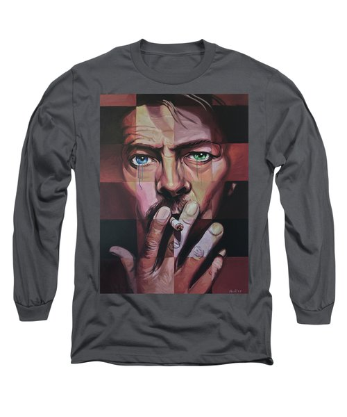 David Bowie Long Sleeve T-Shirt