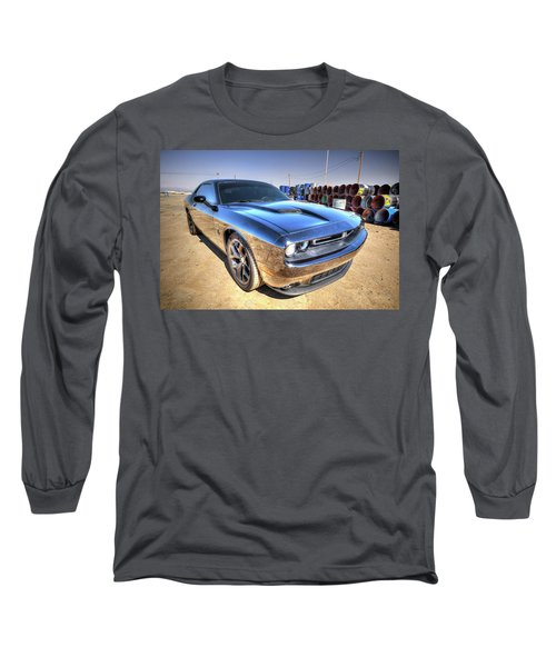 David D Brother Long Sleeve T-Shirt by John Swartz