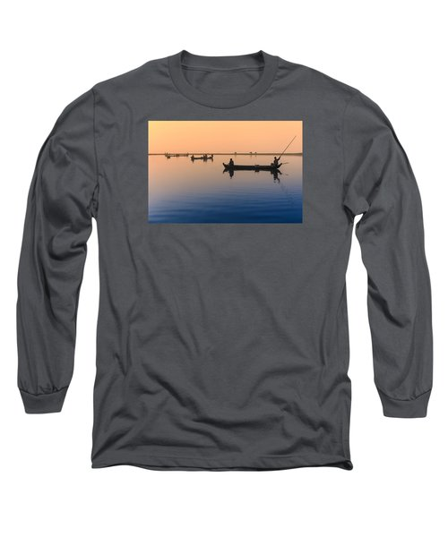 Dawn, Amarapura Long Sleeve T-Shirt