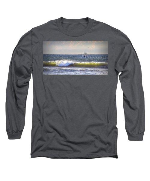 Dawn Fishermen Long Sleeve T-Shirt