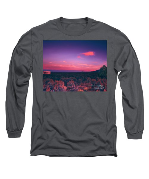 Dawn In Taos Long Sleeve T-Shirt