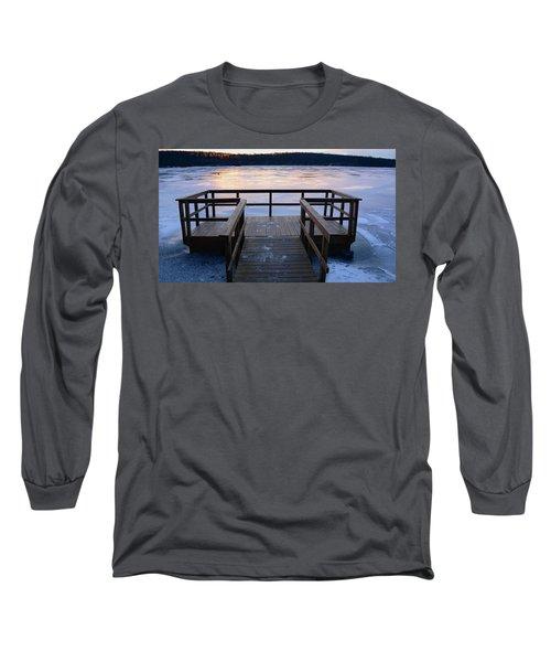 Dawn Of Ice Long Sleeve T-Shirt