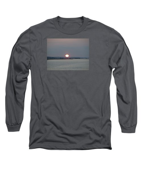 Long Sleeve T-Shirt featuring the photograph Dawn by  Newwwman
