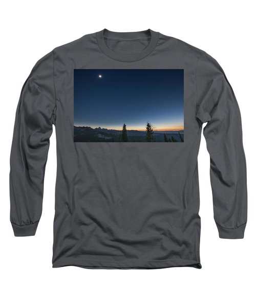 Day Becomes Night Long Sleeve T-Shirt
