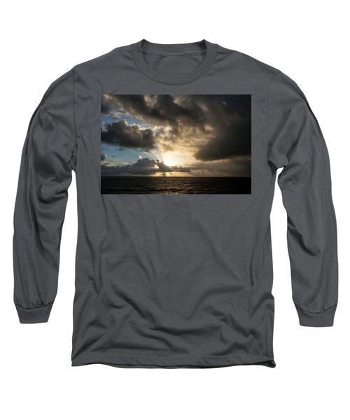 Day Break Long Sleeve T-Shirt by Allen Carroll