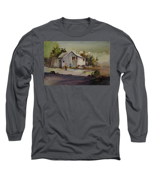 Day Break Long Sleeve T-Shirt