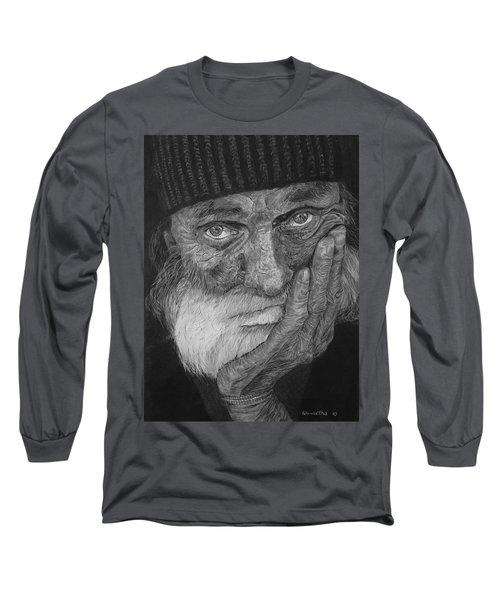 Mr. Mike Long Sleeve T-Shirt