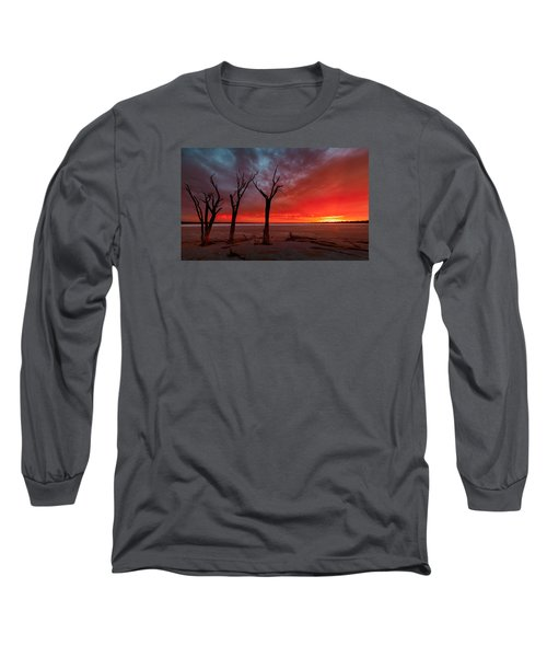 Day Is Done Long Sleeve T-Shirt