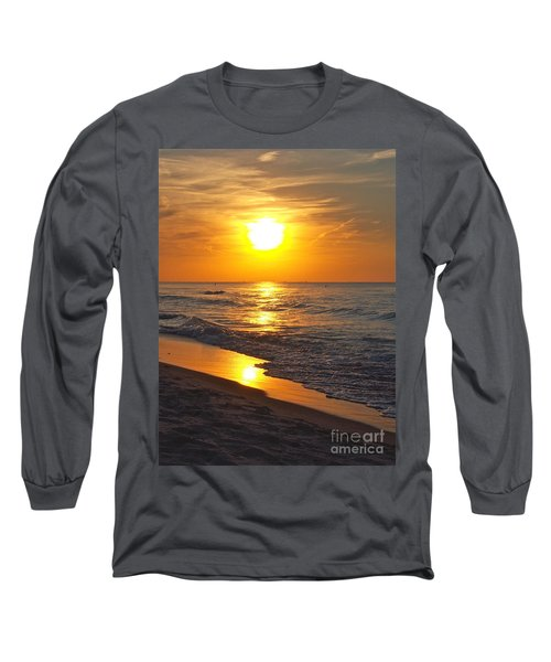 Day Is Done Long Sleeve T-Shirt by Pamela Clements