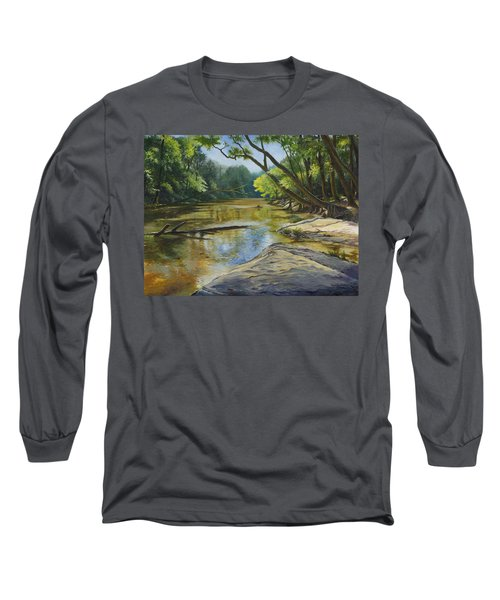 Day Off Long Sleeve T-Shirt