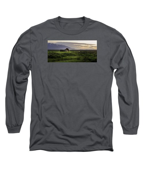Daybreak Long Sleeve T-Shirt by Mary Angelini