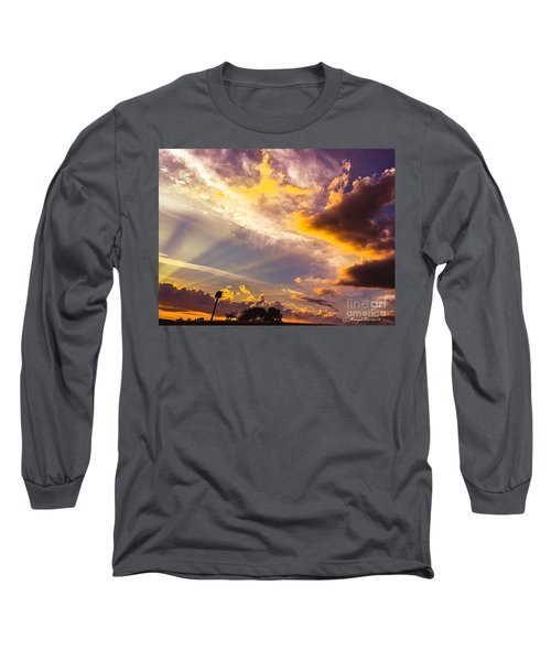Daybreak Long Sleeve T-Shirt by MaryLee Parker