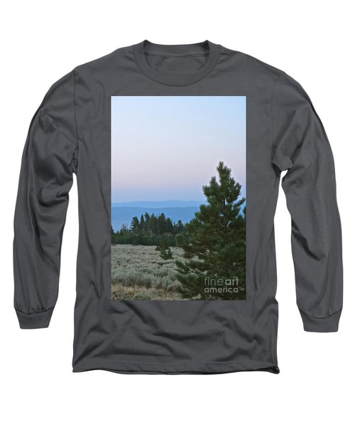 Daybreak On The Mountain Long Sleeve T-Shirt