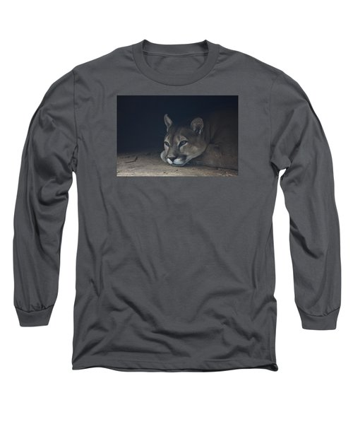 Long Sleeve T-Shirt featuring the photograph Daydreamer by Vadim Levin